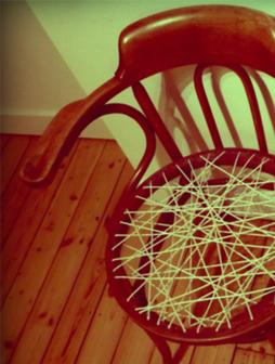 atelier 4/5 - atelier4cinquieme - mobilier - reuse slow design - brocante - chaise thonet - braided chair