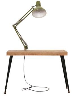 atelier 4/5 - atelier4cinquieme - mobilier - reuse slow design - brocante - table - lampe - light table